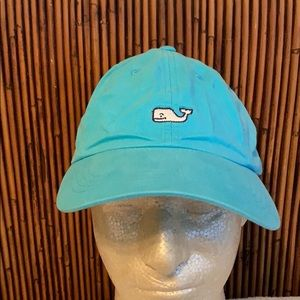 Vineyard Vines light blue hat